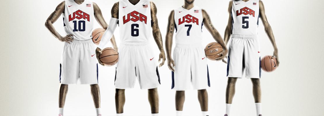 LeBron James, Jobe Bryant and Kevin Durant Represent Nike